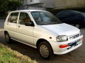 1996 Daihatsu Cuore (L501) - Technical Specs, Fuel consumption, Dimensions