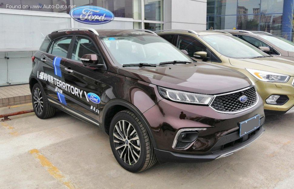 Ford Territory Technical Specs Fuel Consumption Dimensions