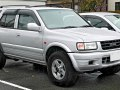 1999 Isuzu Wizard - Technical Specs, Fuel consumption, Dimensions