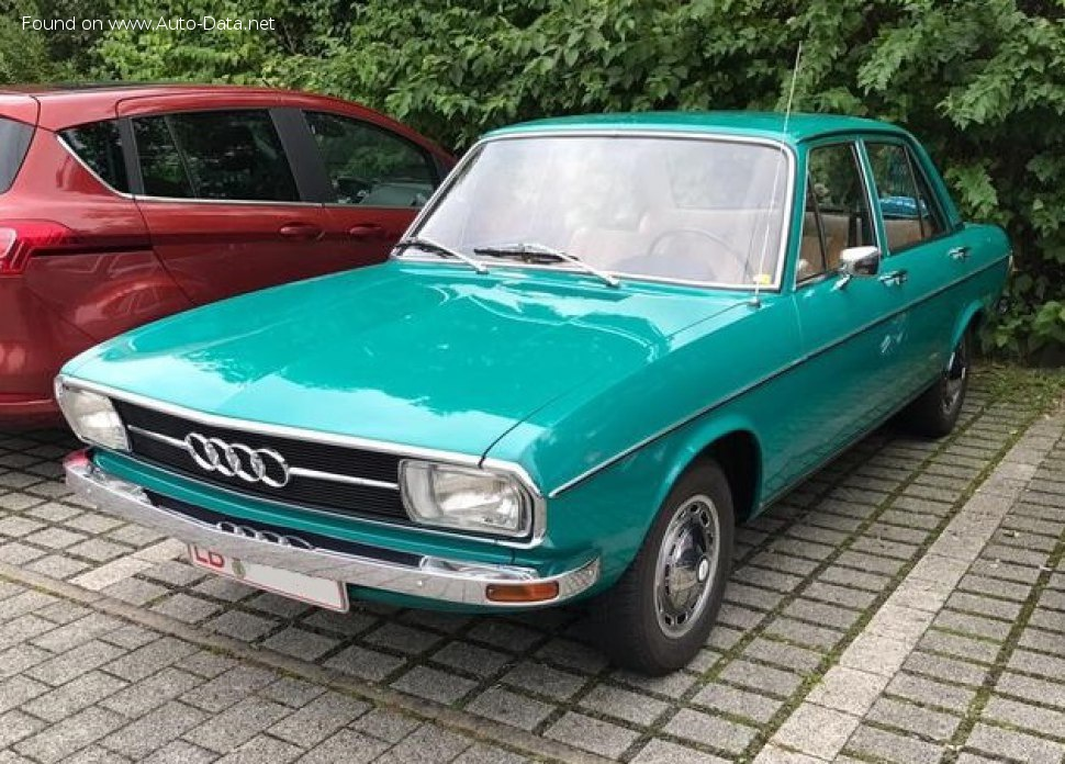 1973 Audi 100 (C1, facelift 1973) 1.8 LS (100 Hp) | Ficha ...