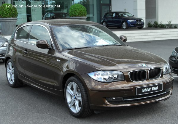 2007 BMW 1 Series Hatchback 3dr (E81) - Foto 1