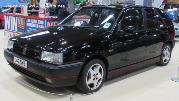 1988 Fiat Tipo (160) - Фото 1