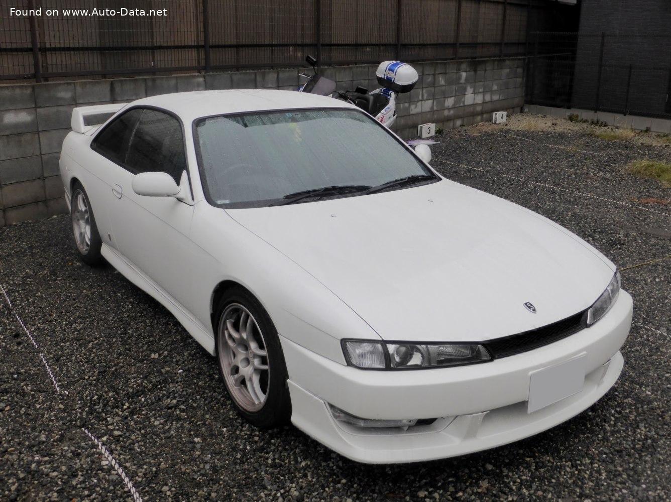 1993 Nissan Silvia S14 2 0 I 16v Turbo 200 Hp Technical Specs Data Fuel Consumption Dimensions