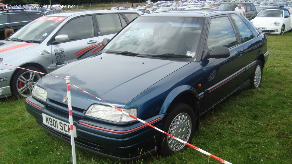 Rover 200 (XW) - Technical Specs, Fuel consumption, Dimensions