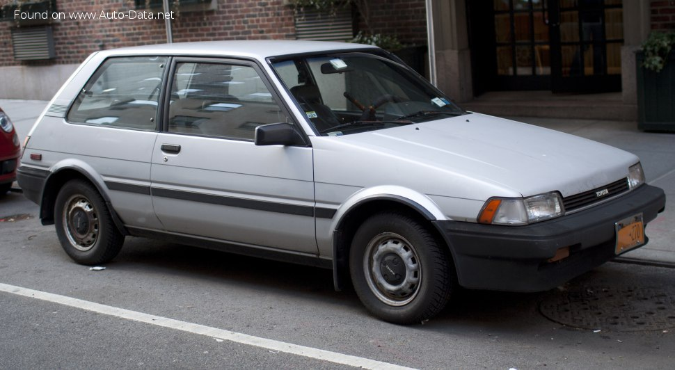 1985 Toyota Corolla FX Compact V (E80) - Photo 1