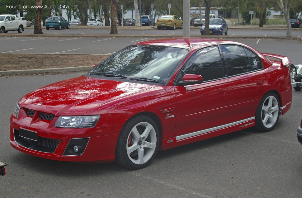 2004 HSV Clubsport (VZ) - Снимка 1