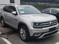 Volkswagen Teramont 2.0 TSI (220 Hp) 4MOTION Automatic