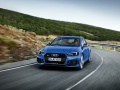 Technical specifications and fuel economy of Audi RS 4
