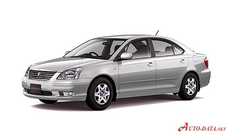 Toyota Premio 1 8 16v 132 Hp Technical Specifications Fuel