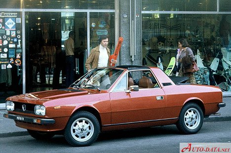 1974 Lancia Beta Spider - Photo 1