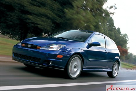 Ford - Focus Hatchback (USA)