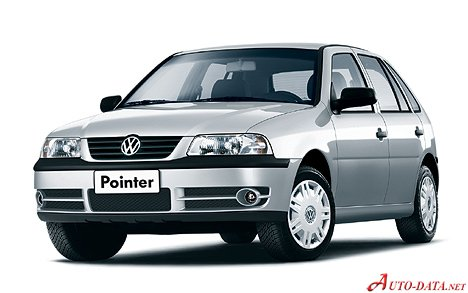 Volkswagen - Pointer