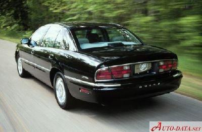 Park Ave Auto >> Buick Park Avenue Cw52k 3 8 I V6 208 Hp Technical