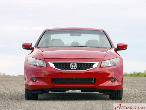 Honda - Accord VIII Coupe