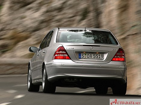 Images of mercedes benz c class w203 7 7 for Mercedes benz c class w203