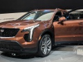Technical specifications and fuel economy of Cadillac XT4