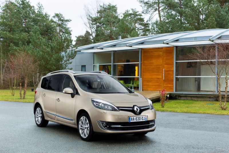 2013 Renault Grand Scenic III (Phase III) - Photo 1