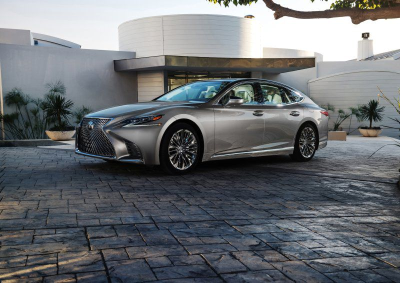 2018 Lexus LS V - Photo 1