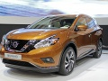 Technical specifications and fuel economy of Nissan Murano