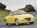 Technical specifications and fuel economy of Daihatsu Copen