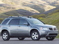 Technical specifications and fuel economy of Pontiac Torrent
