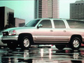 GMC Yukon II (GMT800) - Technical Specs, Fuel consumption, Dimensions