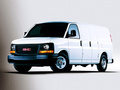 Technical specifications and fuel economy of GMC Savana