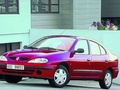Renault Megane I Classic (Phase II, 1999) 1.6i 16V (107 Hp) Automatic - Technical Specs, Fuel consumption, Dimensions