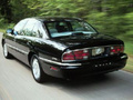 Technical specifications and fuel economy of Buick Park Avenue