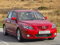 Mazda 3 I Hatchback (BK) - Technical Specs, Fuel consumption, Dimensions