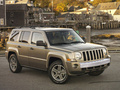 Technical specifications and fuel economy of Jeep Patriot