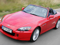 Technical specifications and fuel economy of Honda S2000