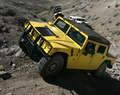 Technical specifications and fuel economy of Hummer H1