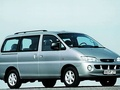 Hyundai H-1 I Starex - Technical Specs, Fuel consumption, Dimensions