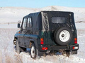 UAZ 315195 Hunter - Technical Specs, Fuel consumption, Dimensions