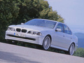 Technical specifications and fuel economy of Alpina D10