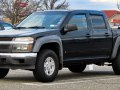 2004 Chevrolet Colorado I - Technical Specs, Fuel consumption, Dimensions