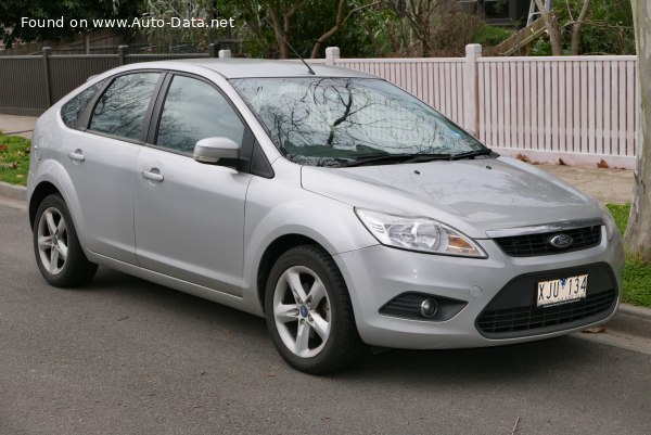 2005 Ford Focus II Hatchback - Fotografia 1