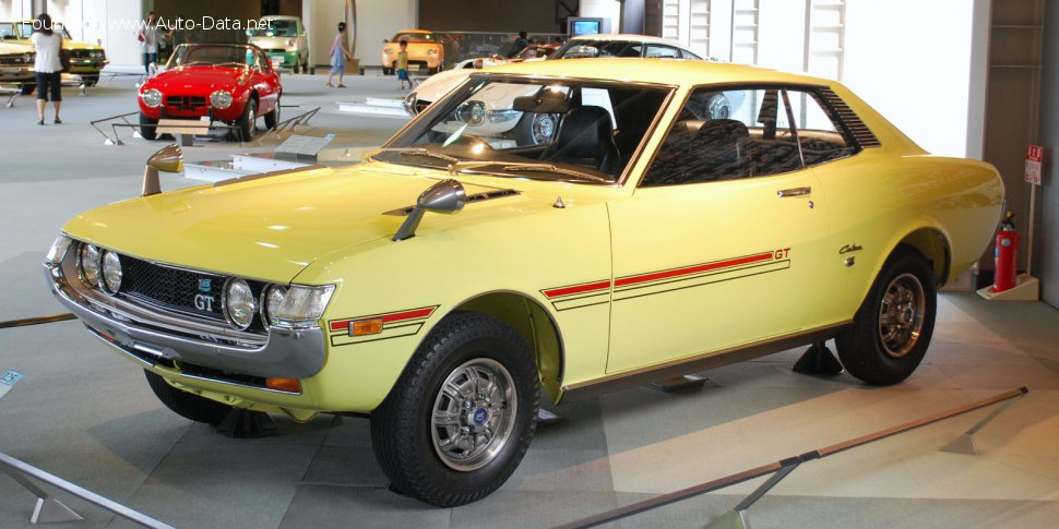 1971 Toyota Celica (TA2) - Photo 1