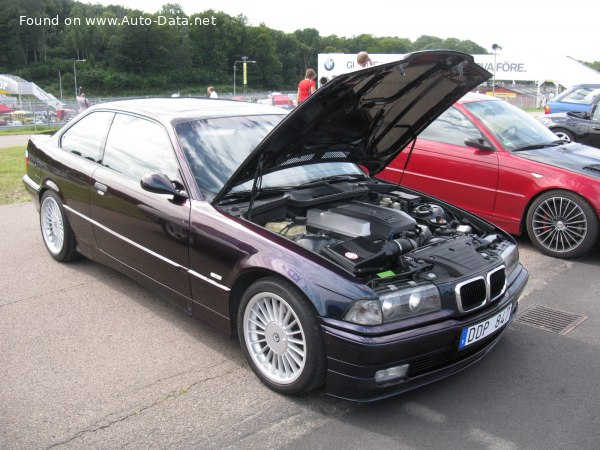 1995 Alpina B8 Coupe (E36) - Foto 1