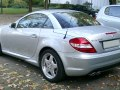 Mercedes-Benz SLK (R171, facelift 2008) - Снимка 8
