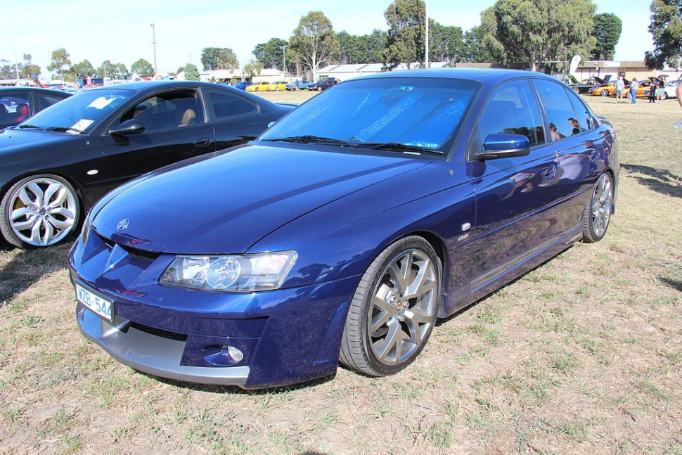 2003 HSV Avalanche - Photo 1
