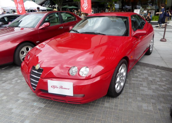 2003 Alfa Romeo GTV (916, facelift 2003) - Photo 1