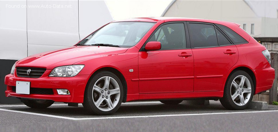 2002 Toyota Altezza Gita - Photo 1