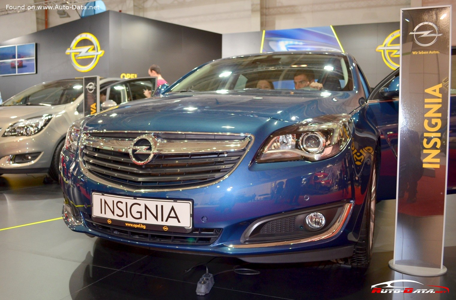 2013 Opel Insignia Sedan A Facelift 2013 Technical Specs Fuel Consumption Dimensions