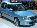 2010 Skoda Roomster (facelift 2010) - Fiche technique, Consommation de carburant, Dimensions