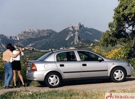 Opel Astra G 2 0 Dti 16v 101 Hp Technische Daten Verbrauch Spezifikationen