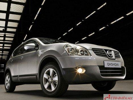 Nissan Qashqai 1 5 Dci 106 Hp Technical Specs Data