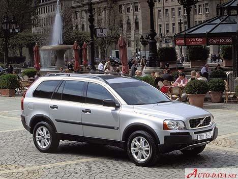 Volvo Xc90 2 4 Tdi 163 Hp Technical Specs Data Fuel