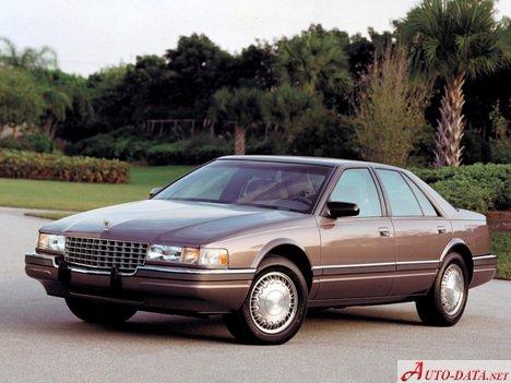 1991 cadillac seville v8 4 6 northstar 299 hp technical specs data fuel consumption dimensions 1991 cadillac seville v8 4 6 northstar